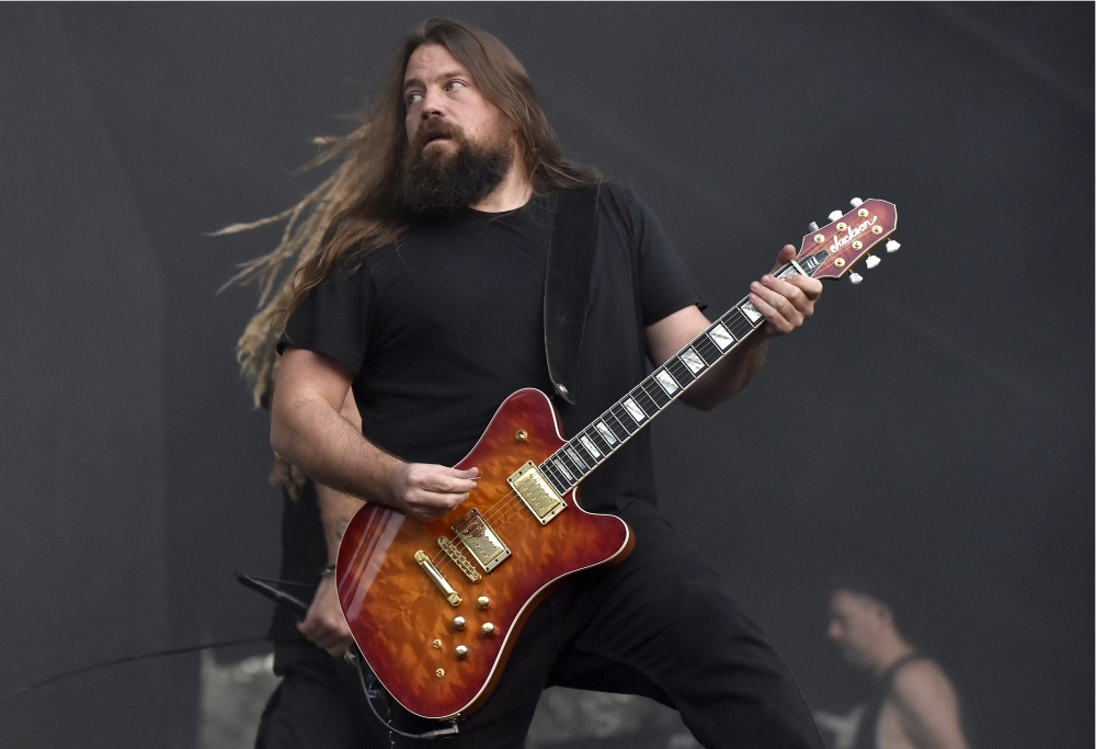 Mark Morton Announces New EP