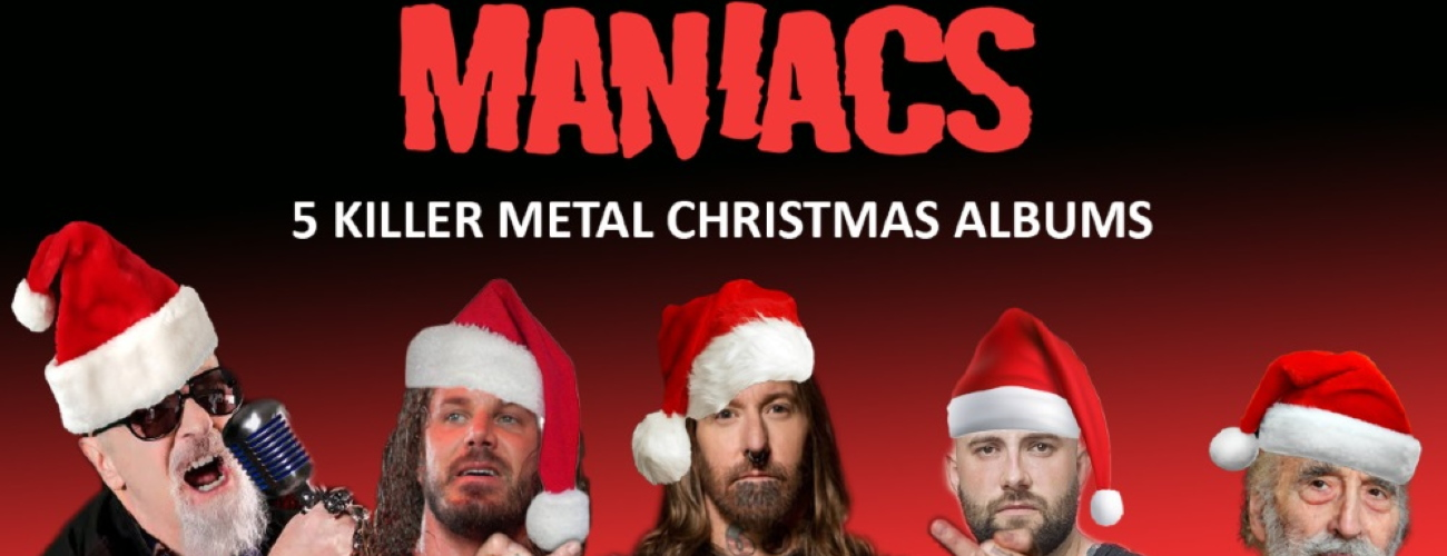 5 Killer Metal Christmas Albums