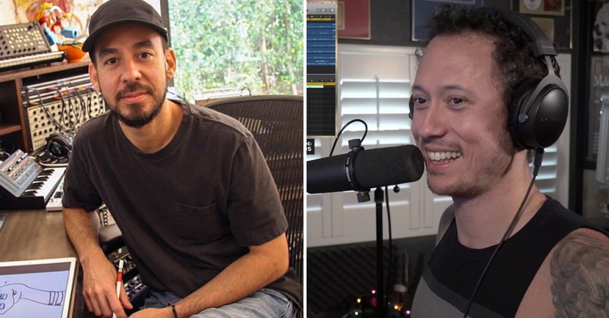 Mike Shinoda + Matt Heafy To Collab On New Song