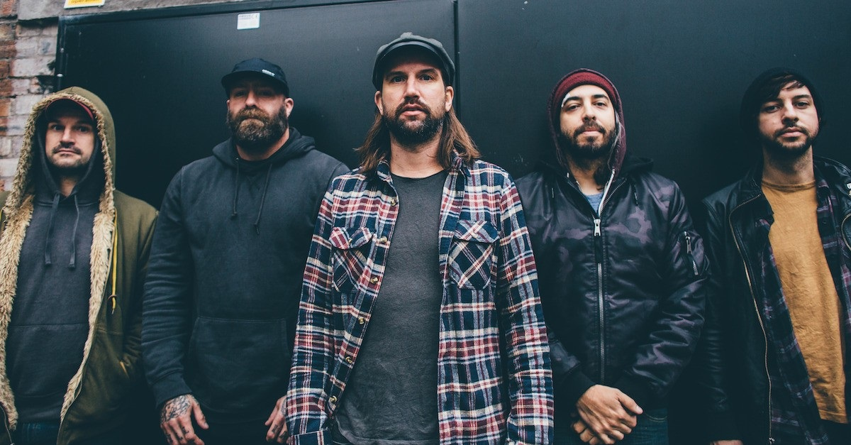 Every Time I Die Are in the Studio For Album Nine