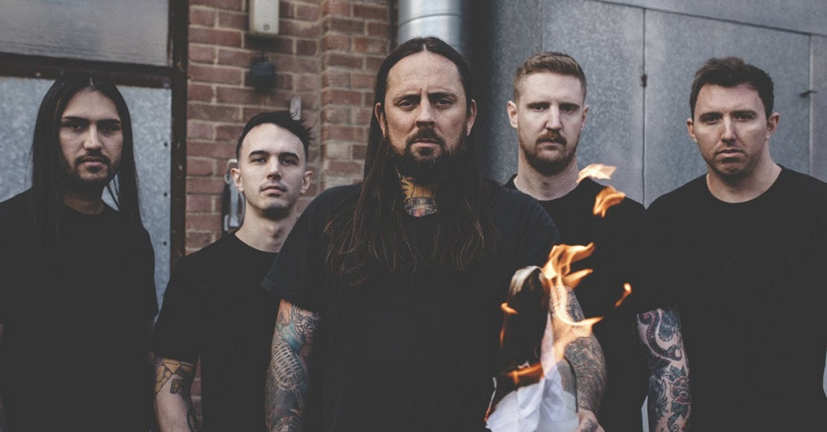 Check Out Thy Art Is Murder's Crazy New Single, 'Death Squad Anthem'
