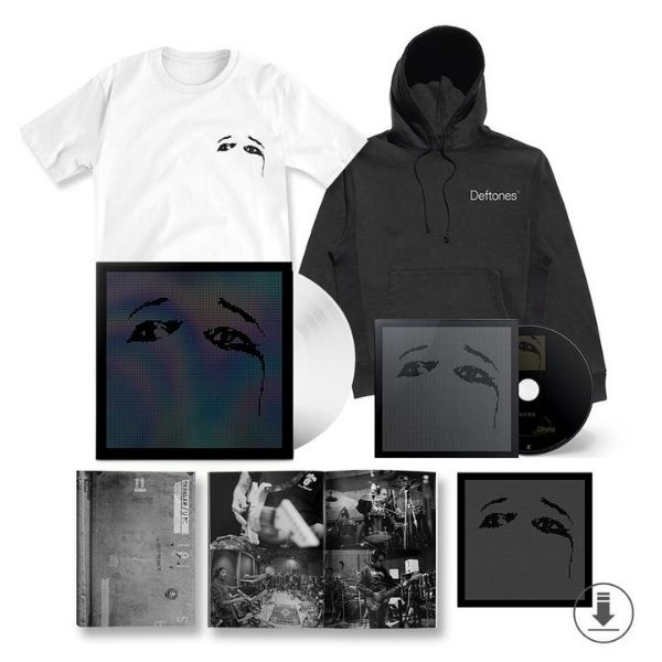 ohms deftones merch bundle