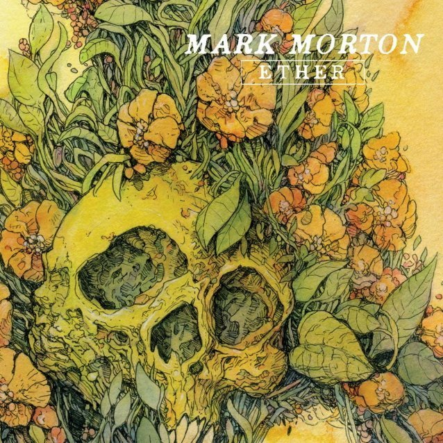 Mark Morton - Ether artwork