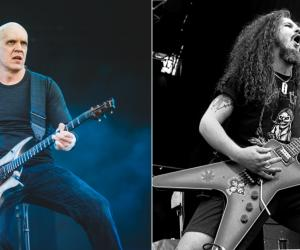 20 Of The Very Best Metal Guitarists