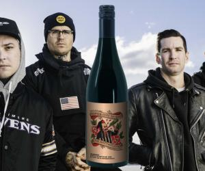 The Amity Affliction Announce 'Youngbloods Shiraz' Wine