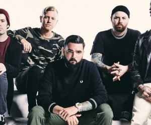 A Day To Remember: New Album + 'Brick Wall'