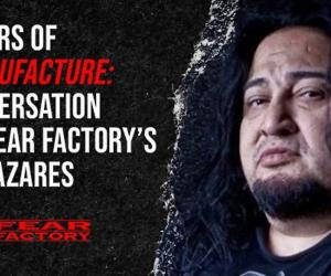 Dino Cazares Chats 25 Years Of 'Demanufacture'