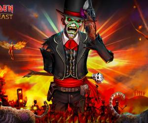 'Day Of The Dead Eddie' Added To Iron Maiden Mobile Game