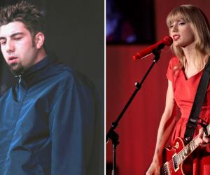 Deftones + Taylor Swift Mashup: '22 Bath'