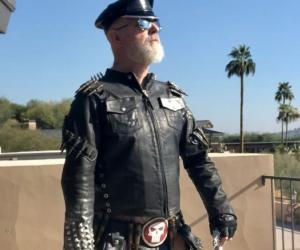 Rob Halford Rang In 2021 With Leather Assless Chaps