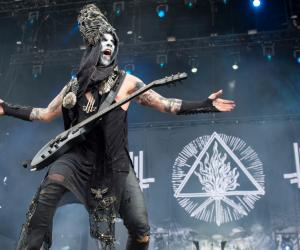 Behemoth's Nergal Facing Anti-Blasphemy Charge