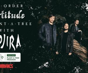 Gojira: Australian 'Plant A Tree' Initiative