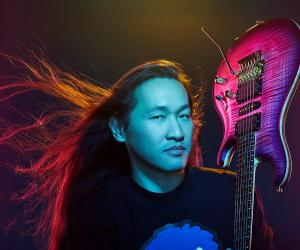 Jason Becker Fundraiser Hosted By DragonForce's Herman Li