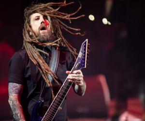 Korn's 'Head' Says He 'Went Too Far' With Christianity