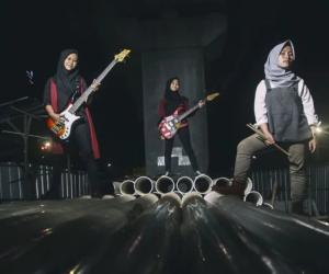Indonesian All-Female Band 'Voice Of Baceprot'