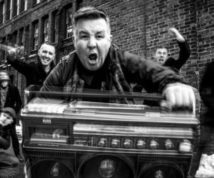 dropkick murphys turn up that dial press photo