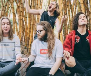 Aussie Alt-Punk Warriors He Danced Ivy Announce 'Cutting It Fine' Tour & Video