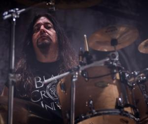 Gene Hoglan Announces Sydney Drum Clinic